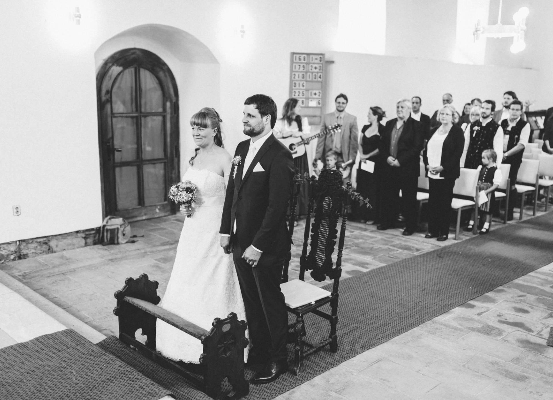 Bayrische Hochzeit 10 - Bayrische Jagdhüttenhochzeit in Thüringen