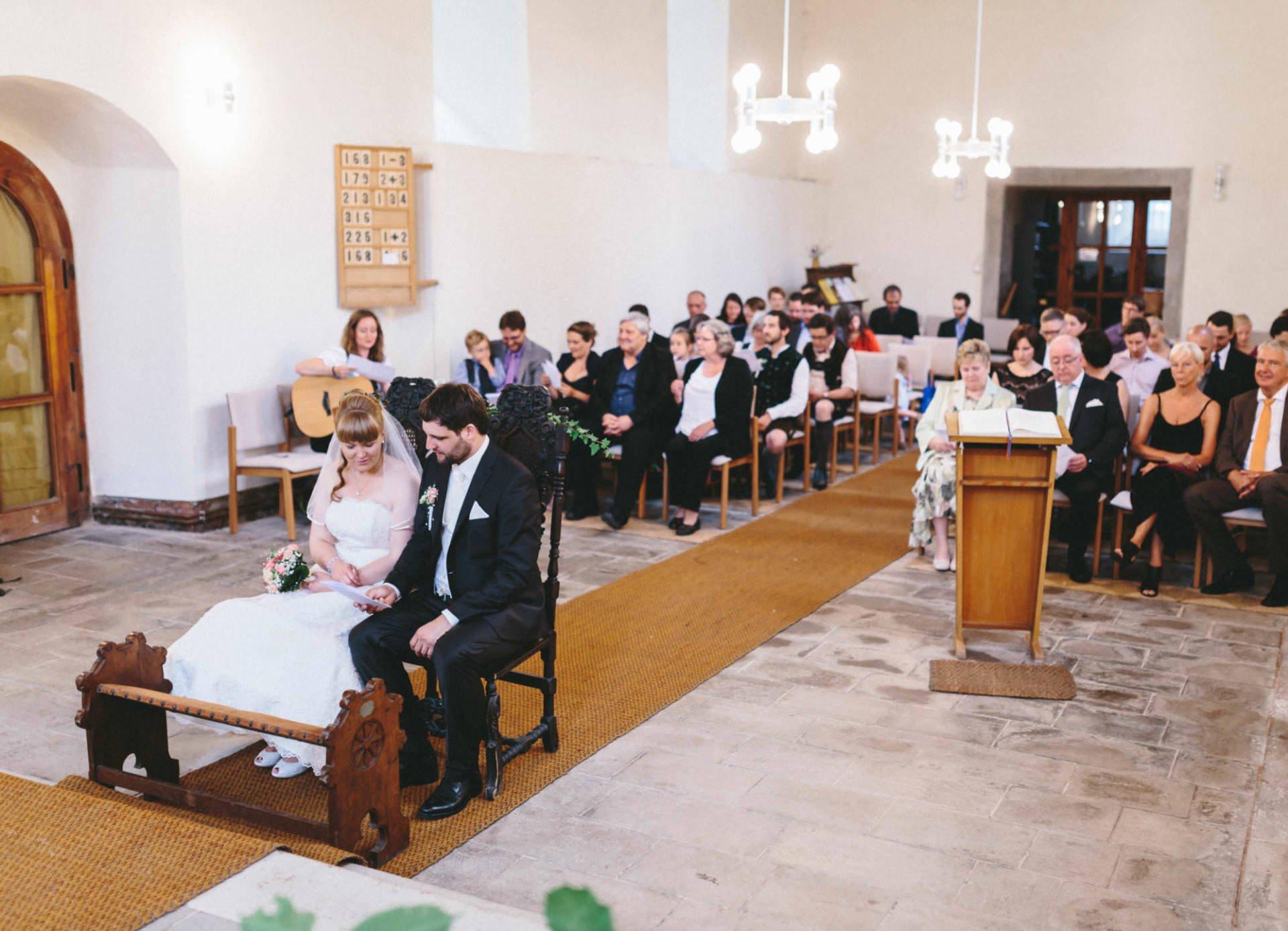 Bayrische Hochzeit 17 - Bayrische Jagdhüttenhochzeit in Thüringen
