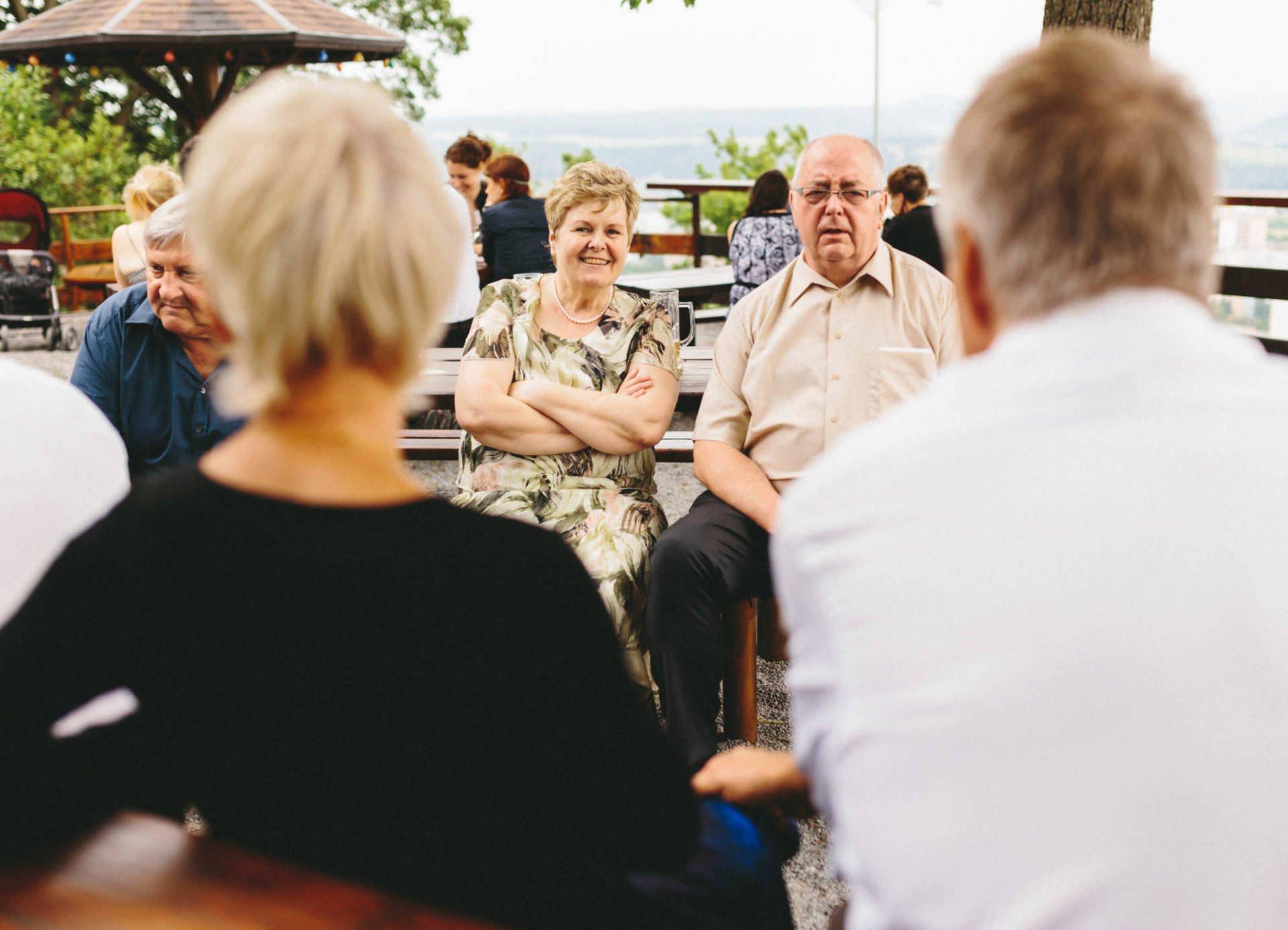 Bayrische Hochzeit 38 - Bayrische Jagdhüttenhochzeit in Thüringen