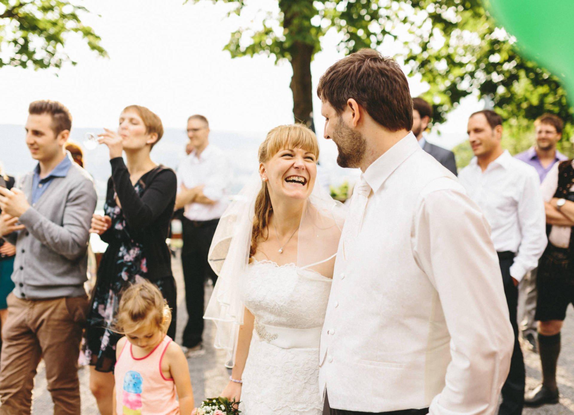 Bayrische Hochzeit 40 - Bayrische Jagdhüttenhochzeit in Thüringen