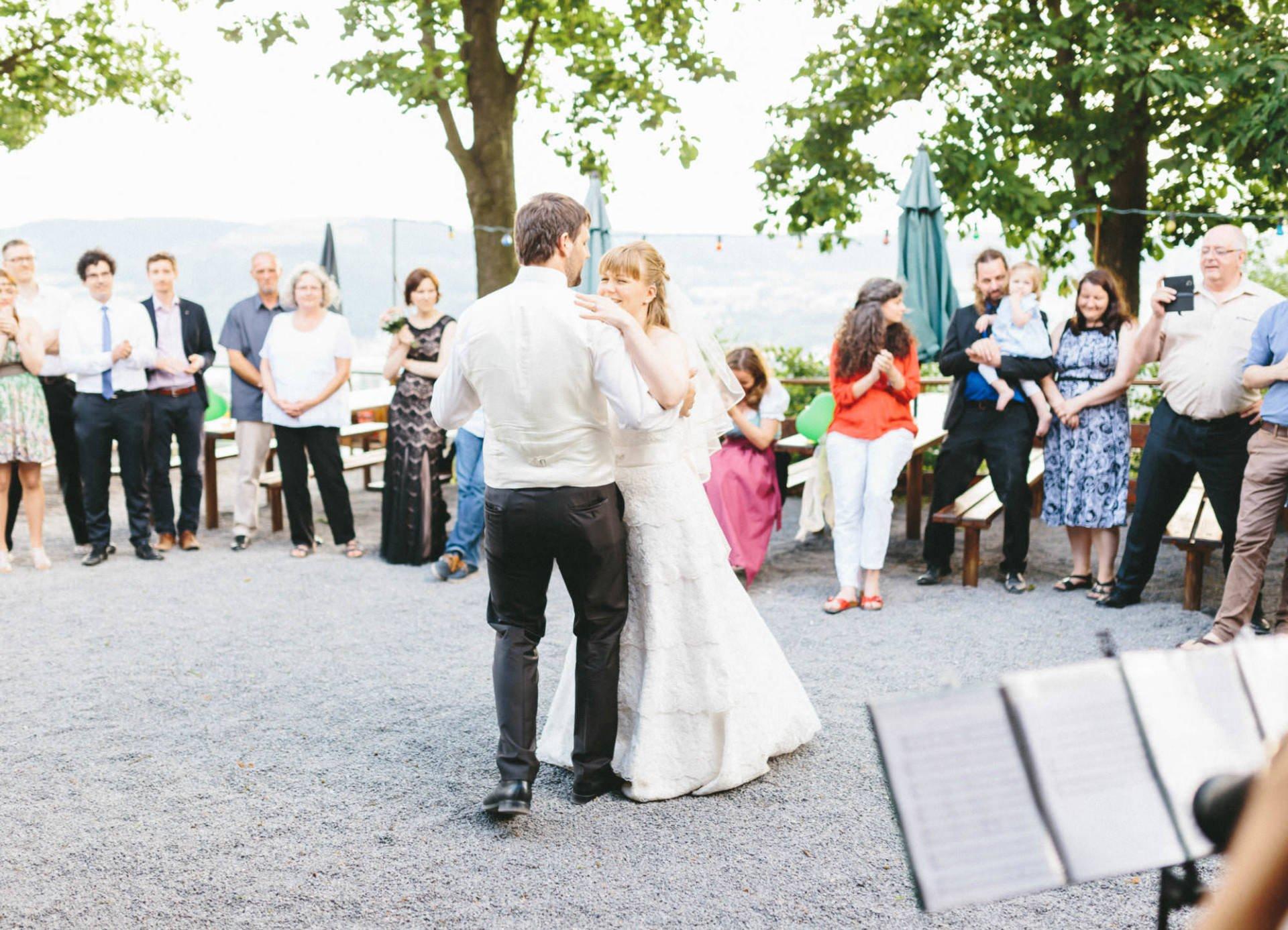 Bayrische Hochzeit 41 - Bayrische Jagdhüttenhochzeit in Thüringen