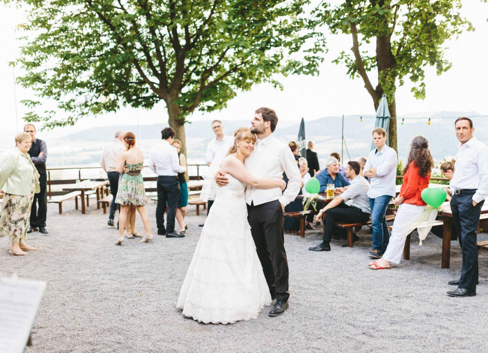 Bayrische Hochzeit 44 - Bayrische Jagdhüttenhochzeit in Thüringen