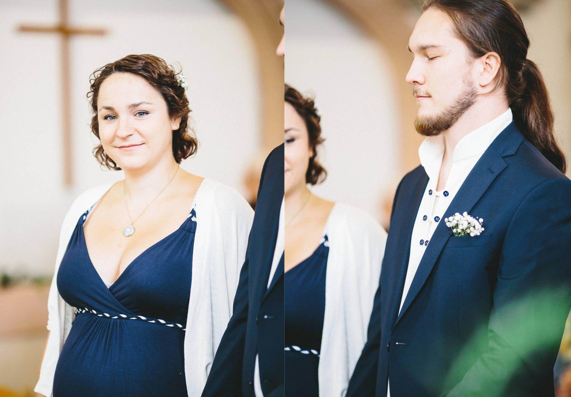 Hochzeitsreportage | Hochzeit in Kreuzgewölbe Schöngleina | 9