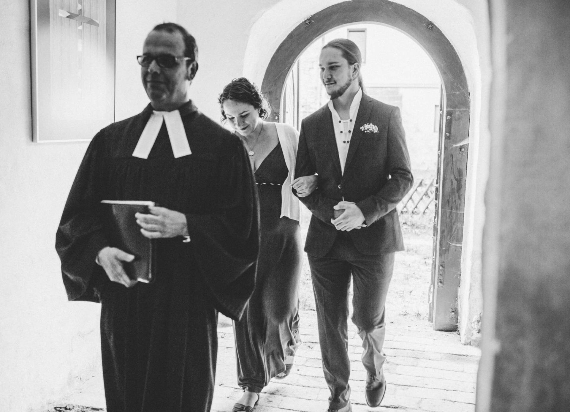 Hochzeitsreportage | Hochzeit in Kreuzgewölbe Schöngleina | 2