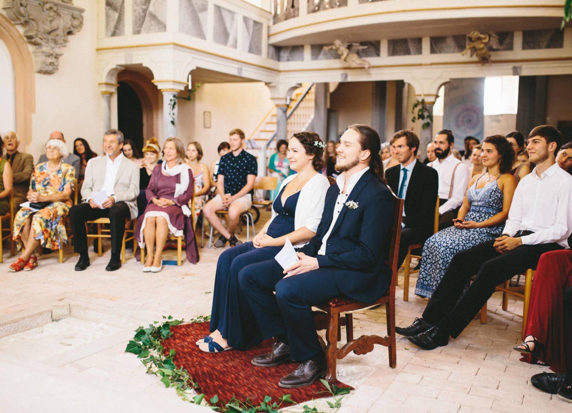 Hochzeitsreportage | Hochzeit in Kreuzgewölbe Schöngleina | 5