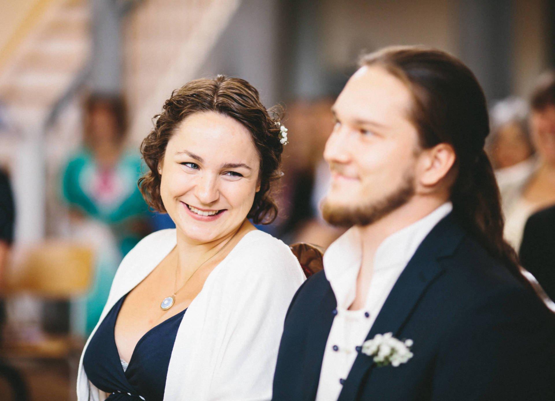 Hochzeitsreportage | Hochzeit in Kreuzgewölbe Schöngleina | 7