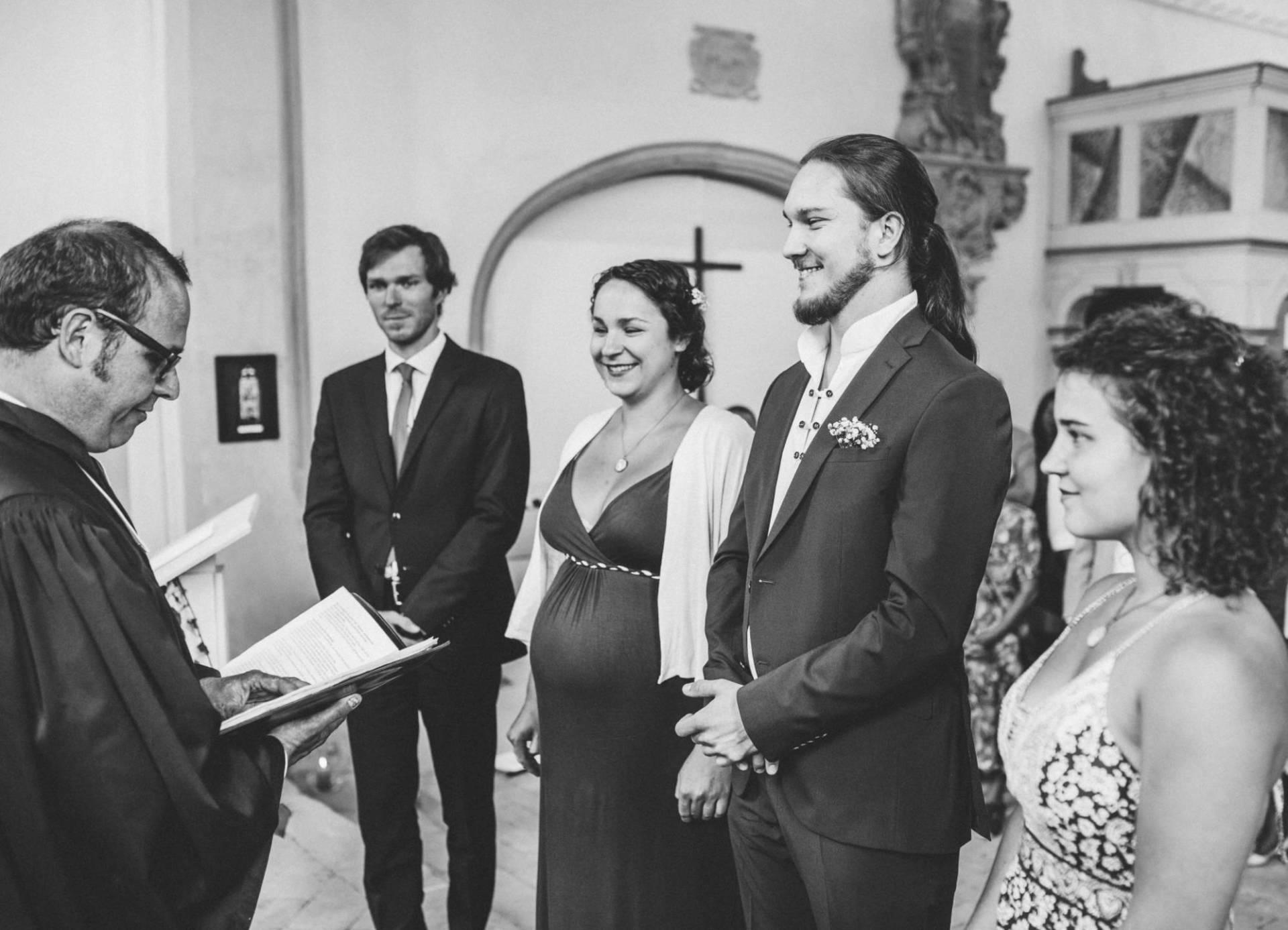 Hochzeitsreportage | Hochzeit in Kreuzgewölbe Schöngleina | 8