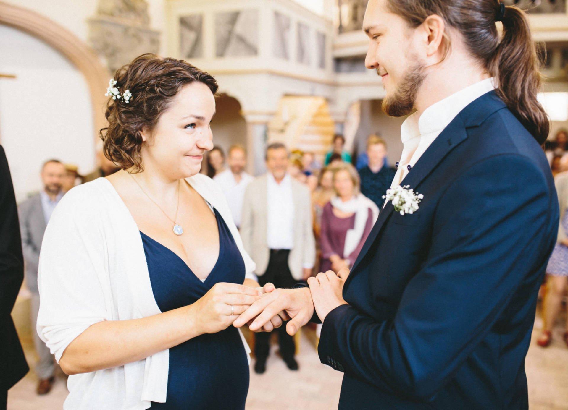Hochzeitsreportage | Hochzeit in Kreuzgewölbe Schöngleina | 10
