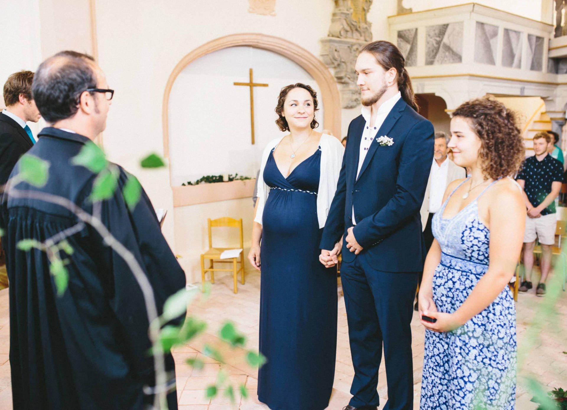 Hochzeitsreportage | Hochzeit in Kreuzgewölbe Schöngleina | 11