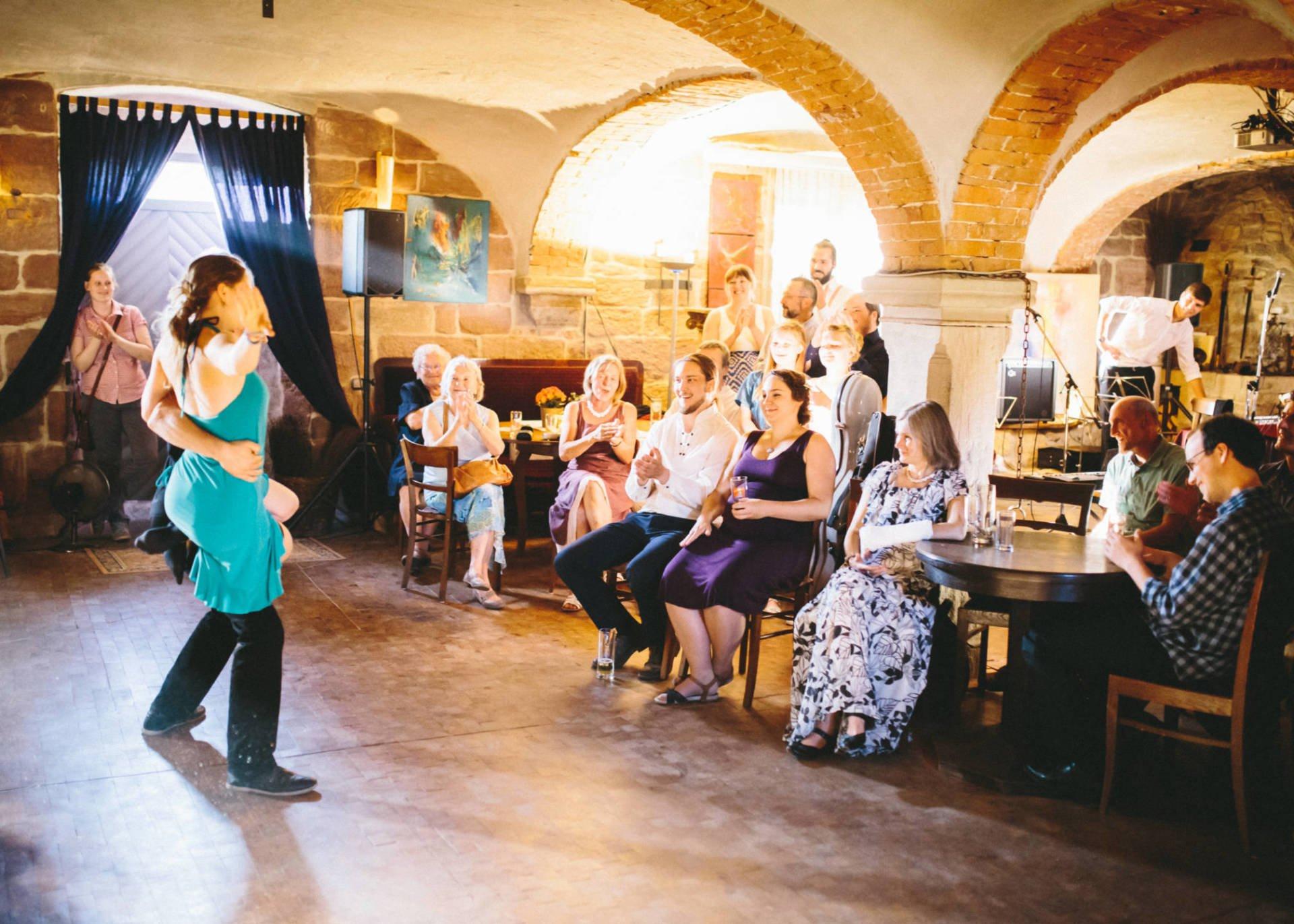 Schöngleina 35 - Hochzeit in Kreuzgewölbe Schöngleina