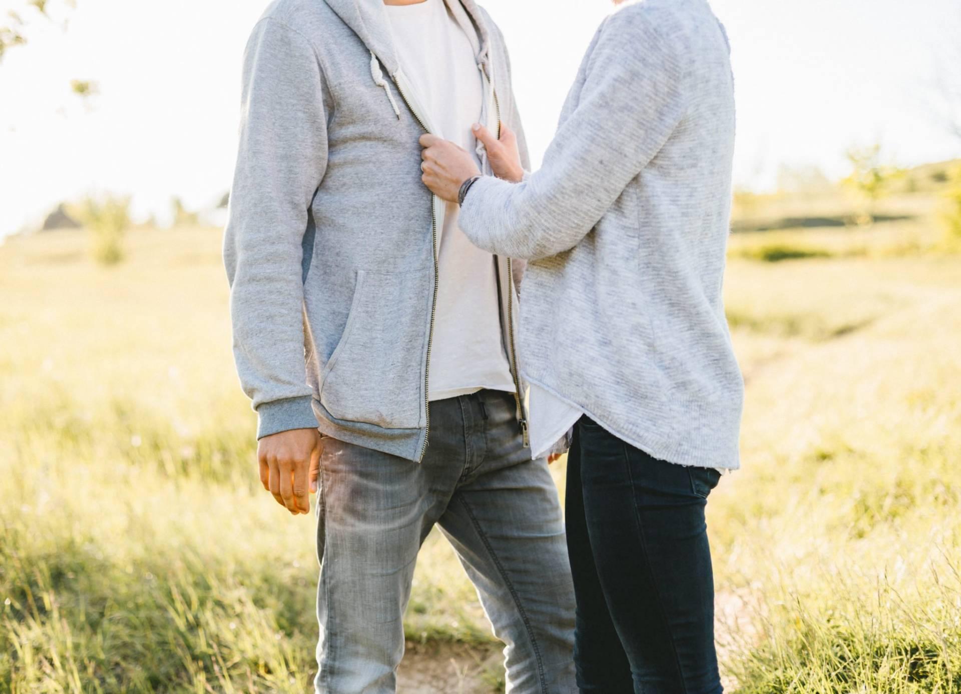 Liebesgeschichte, Portfolio | Verlobungsshooting auf dem Windknollen | 4