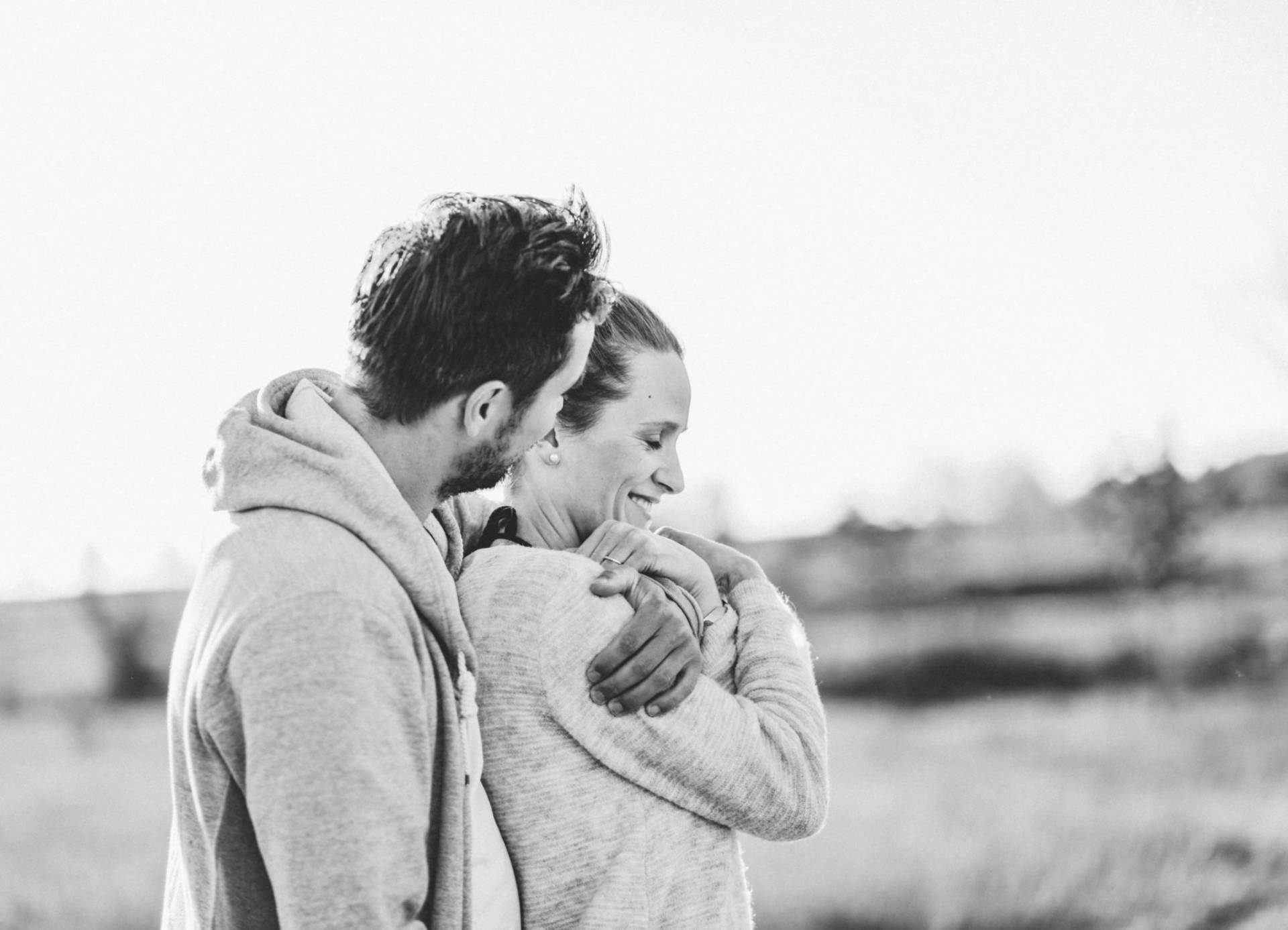 Liebesgeschichte, Portfolio | Verlobungsshooting auf dem Windknollen | 8