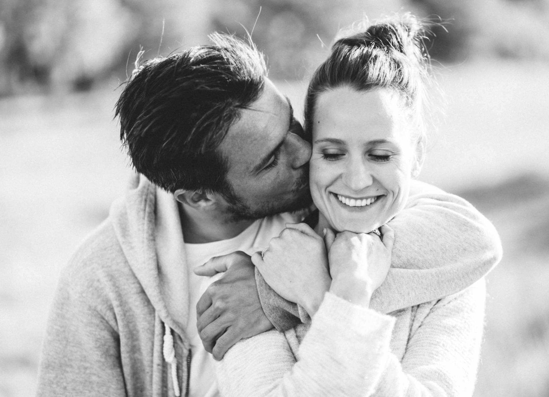 Liebesgeschichte, Portfolio | Verlobungsshooting auf dem Windknollen | 9