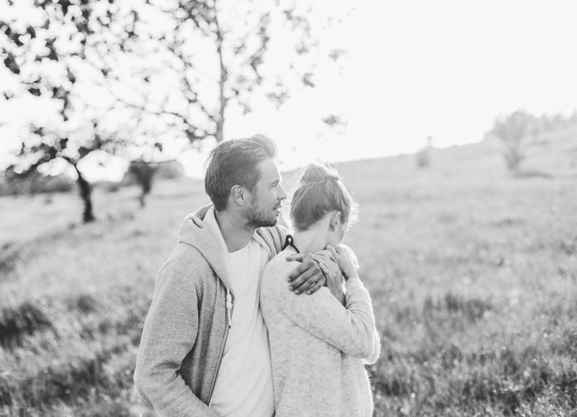 Liebesgeschichte, Portfolio | Verlobungsshooting auf dem Windknollen | 11