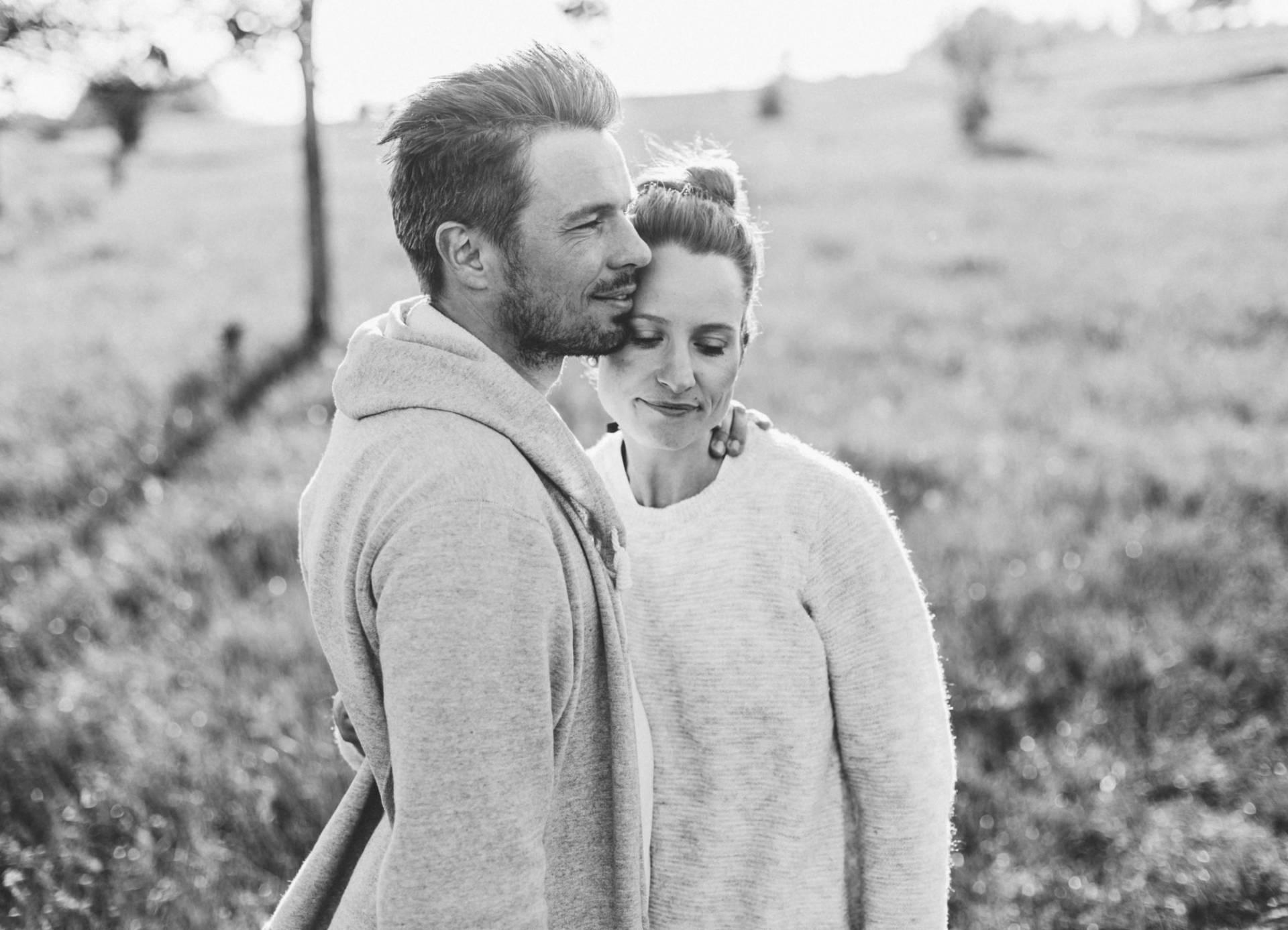 Liebesgeschichte, Portfolio | Verlobungsshooting auf dem Windknollen | 12
