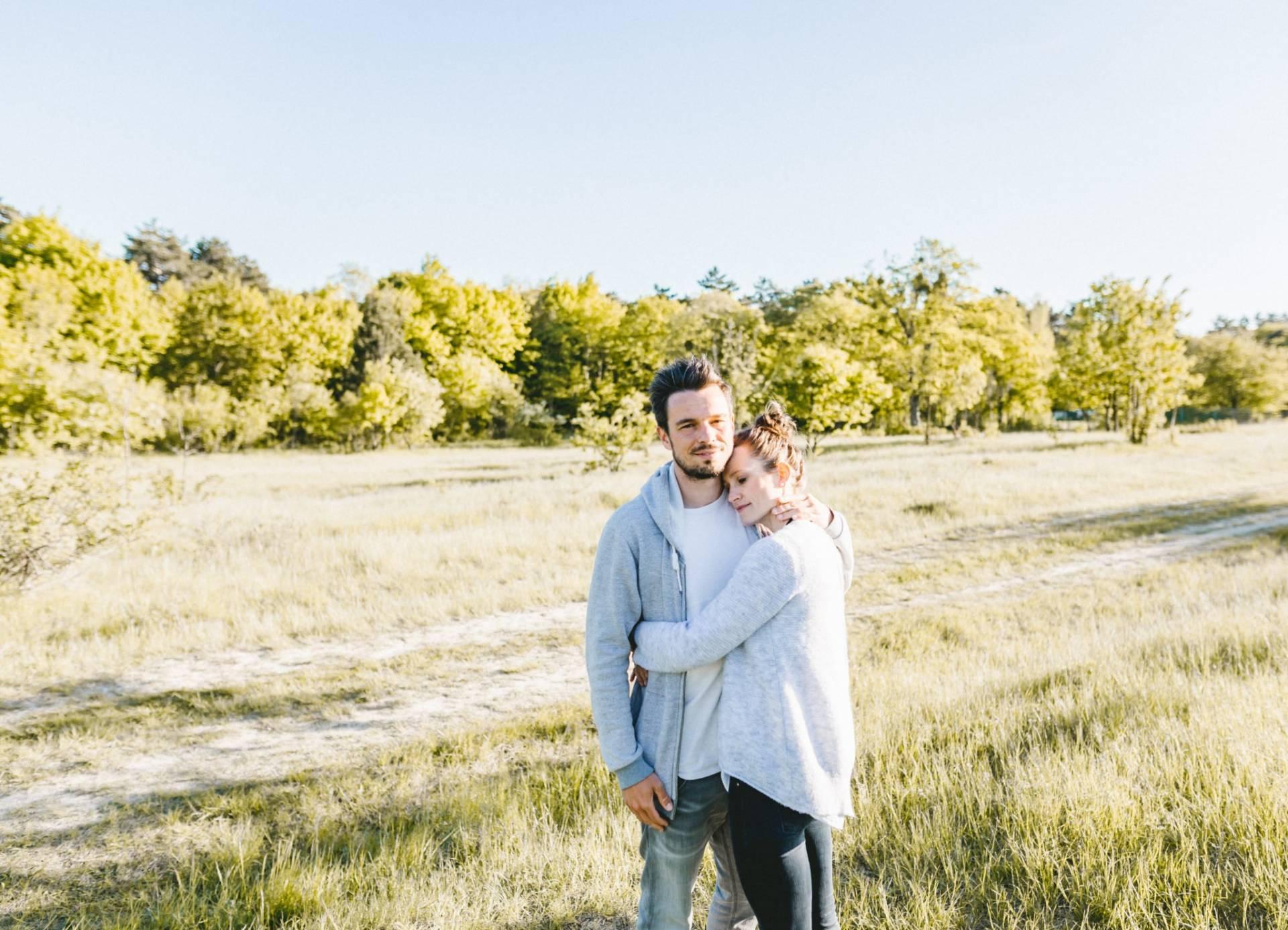 Liebesgeschichte, Portfolio | Verlobungsshooting auf dem Windknollen | 13