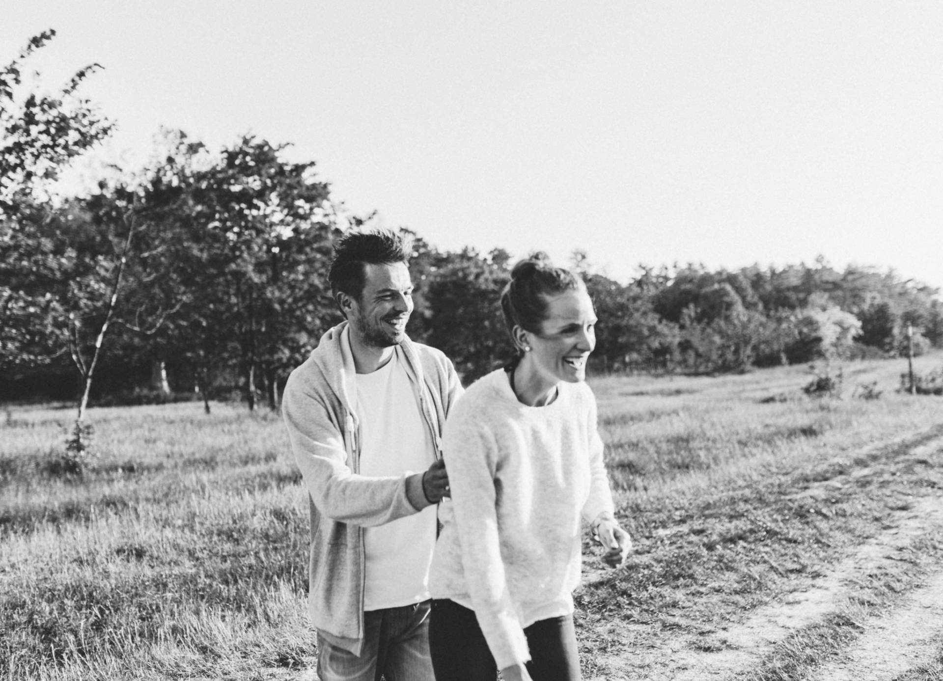 Liebesgeschichte, Portfolio | Verlobungsshooting auf dem Windknollen | 15