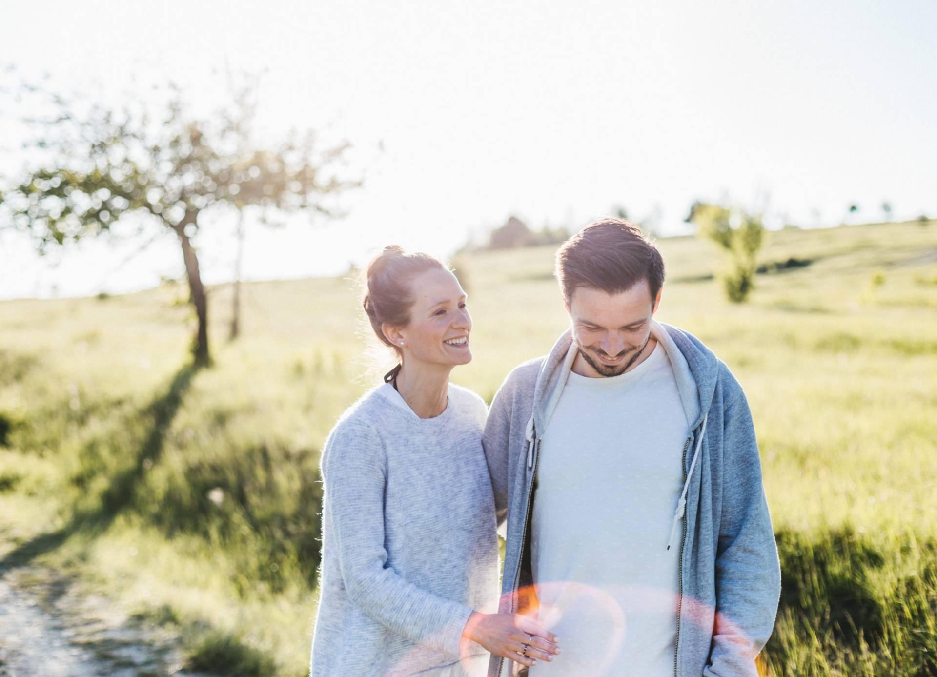 Liebesgeschichte, Portfolio | Verlobungsshooting auf dem Windknollen | 24