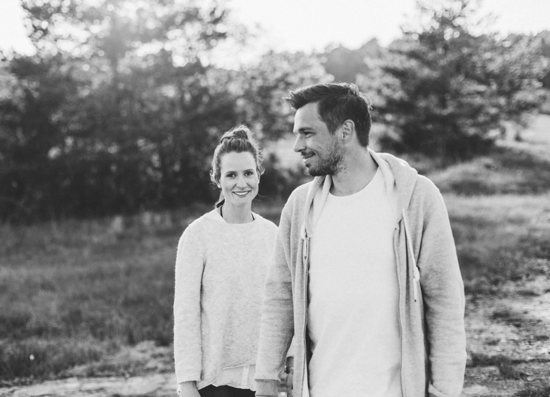 Liebesgeschichte, Portfolio | Verlobungsshooting auf dem Windknollen | 37