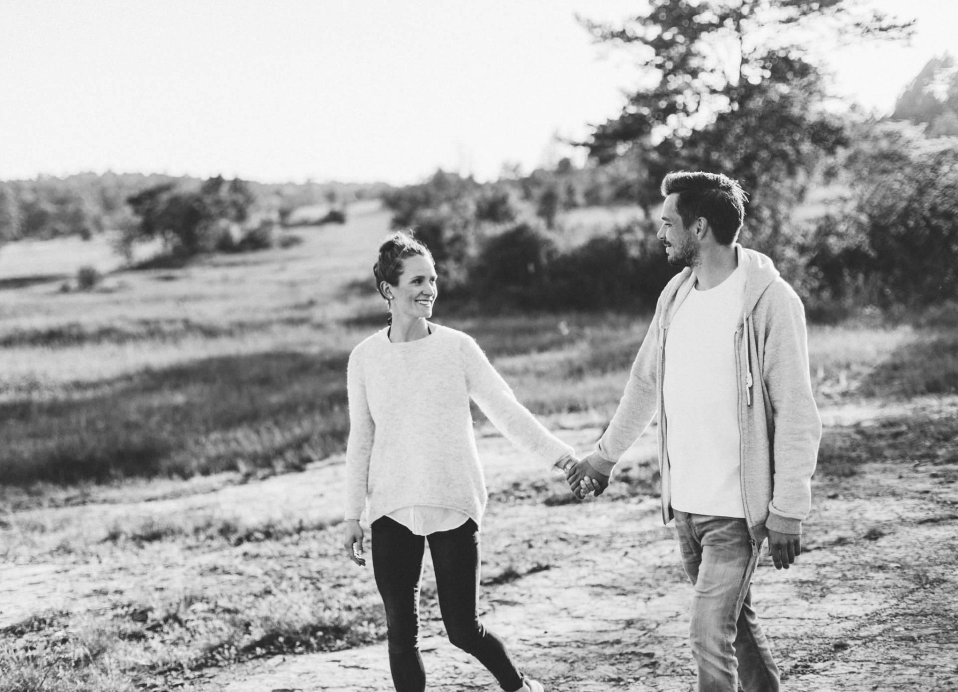 Liebesgeschichte, Portfolio | Verlobungsshooting auf dem Windknollen | 40