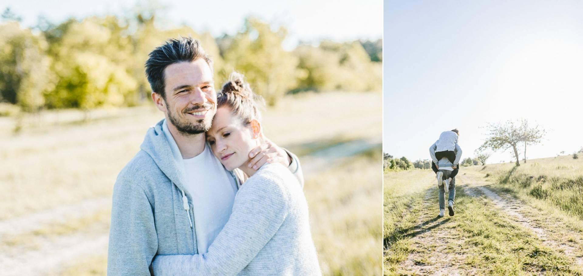 Liebesgeschichte, Portfolio | Verlobungsshooting auf dem Windknollen | 14