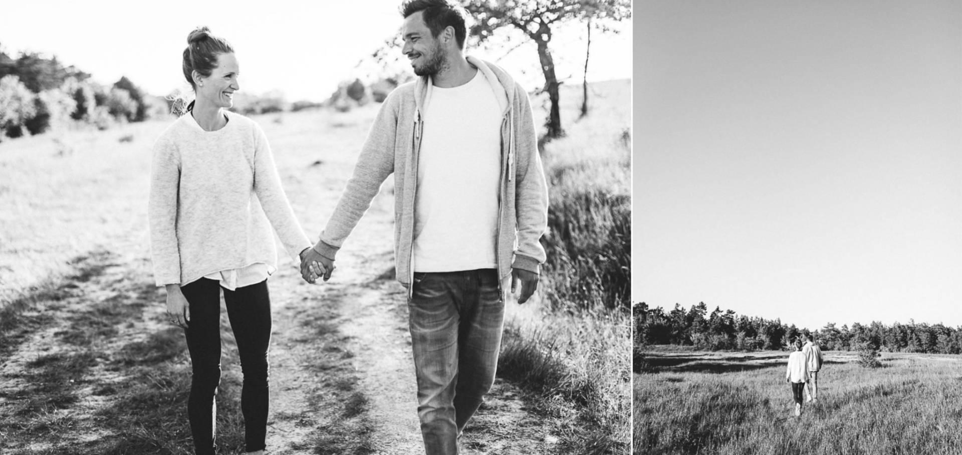 Liebesgeschichte, Portfolio | Verlobungsshooting auf dem Windknollen | 25
