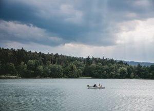 Freie Trauung in Kranichfeld und Hans am See