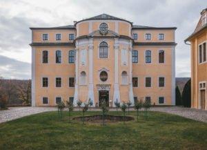 Schloss Ettersburg bei Weimar