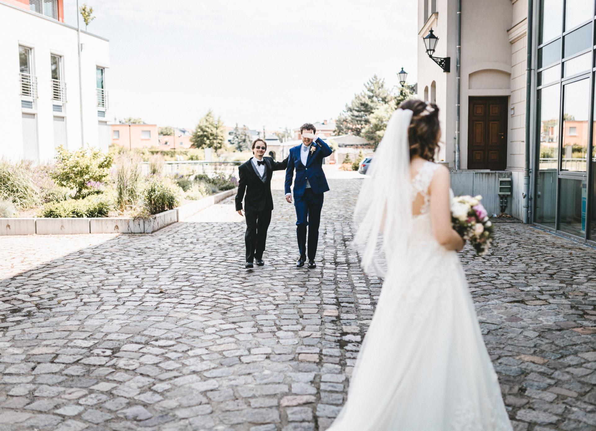 Hochzeitsreportage, Portfolio | Freie Trauung im Herrenhaus Möckern in Leipzig | 4