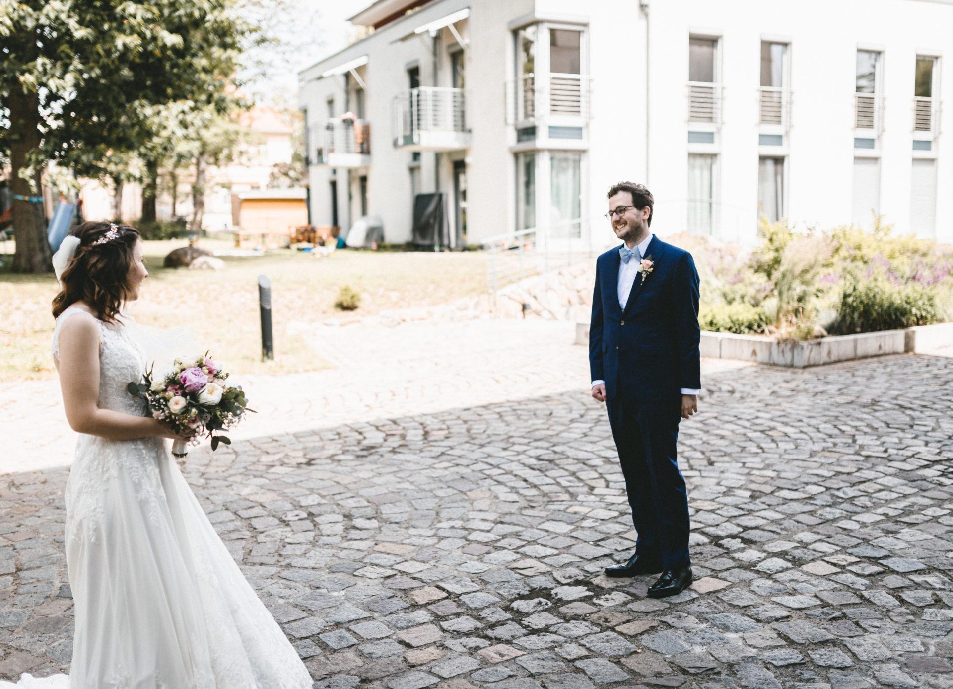 Hochzeitsreportage, Portfolio | Freie Trauung im Herrenhaus Möckern in Leipzig | 5