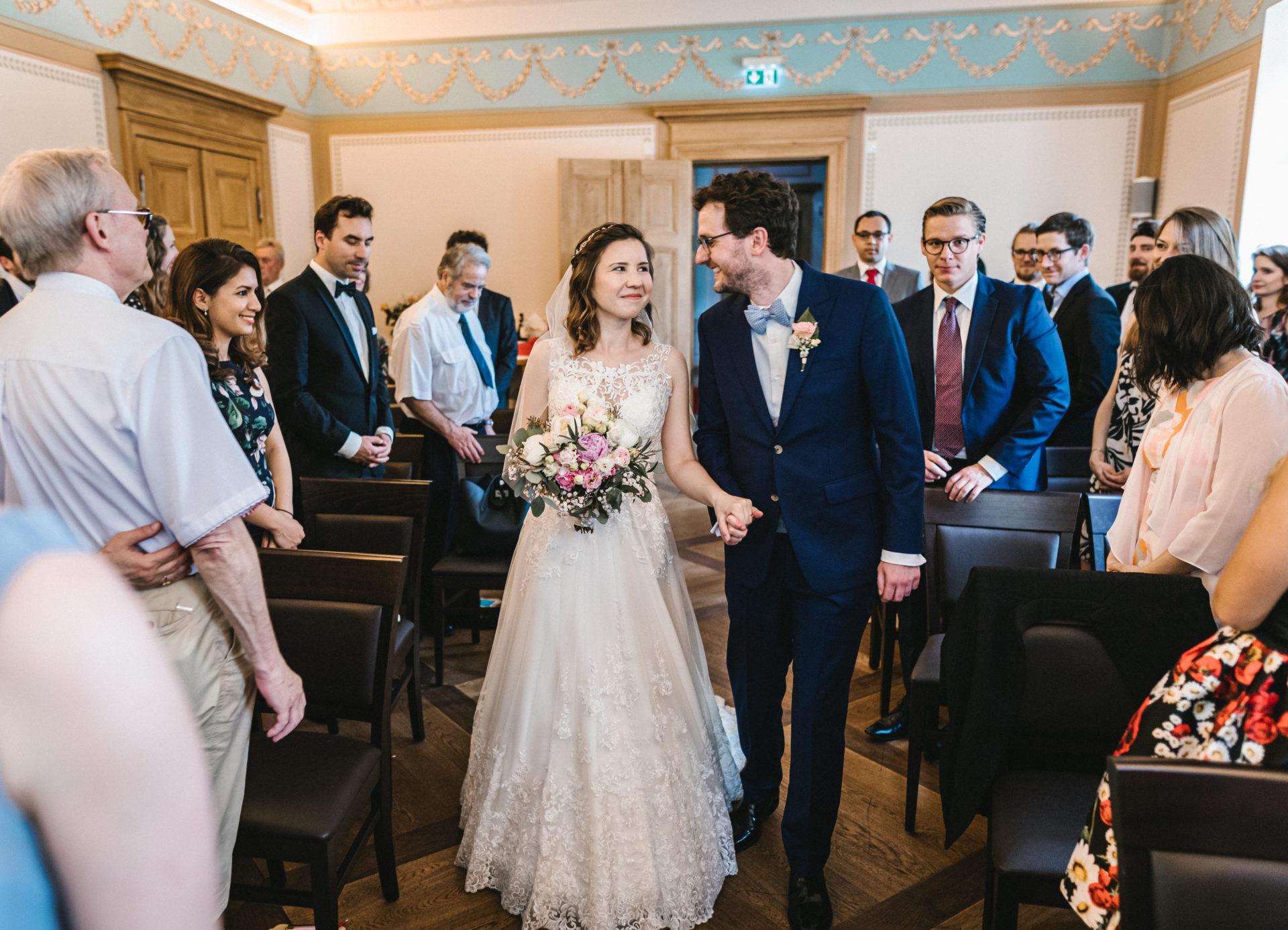 Hochzeitsreportage, Portfolio | Freie Trauung im Herrenhaus Möckern in Leipzig | 11