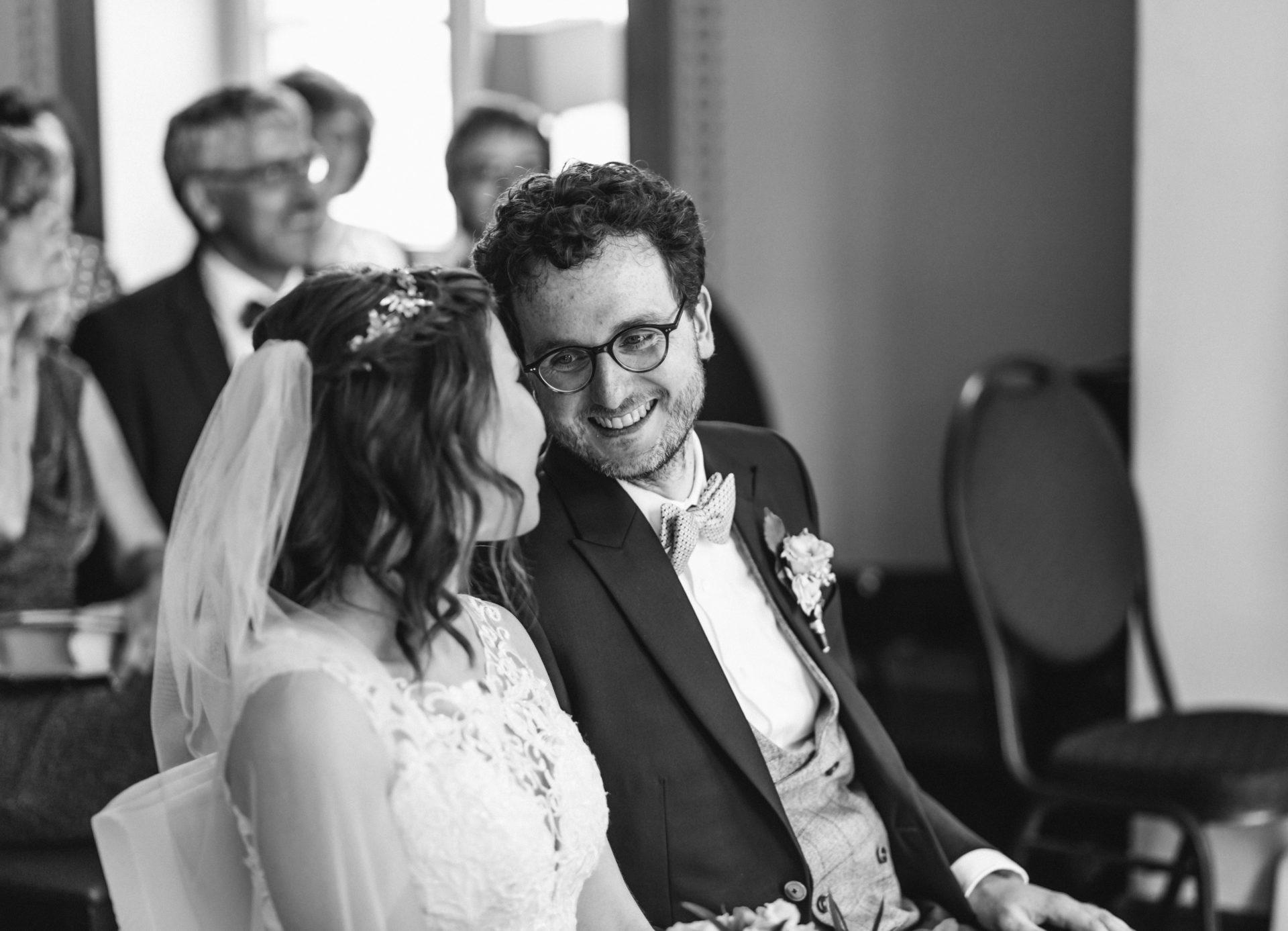 Hochzeitsreportage, Portfolio | Freie Trauung im Herrenhaus Möckern in Leipzig | 13