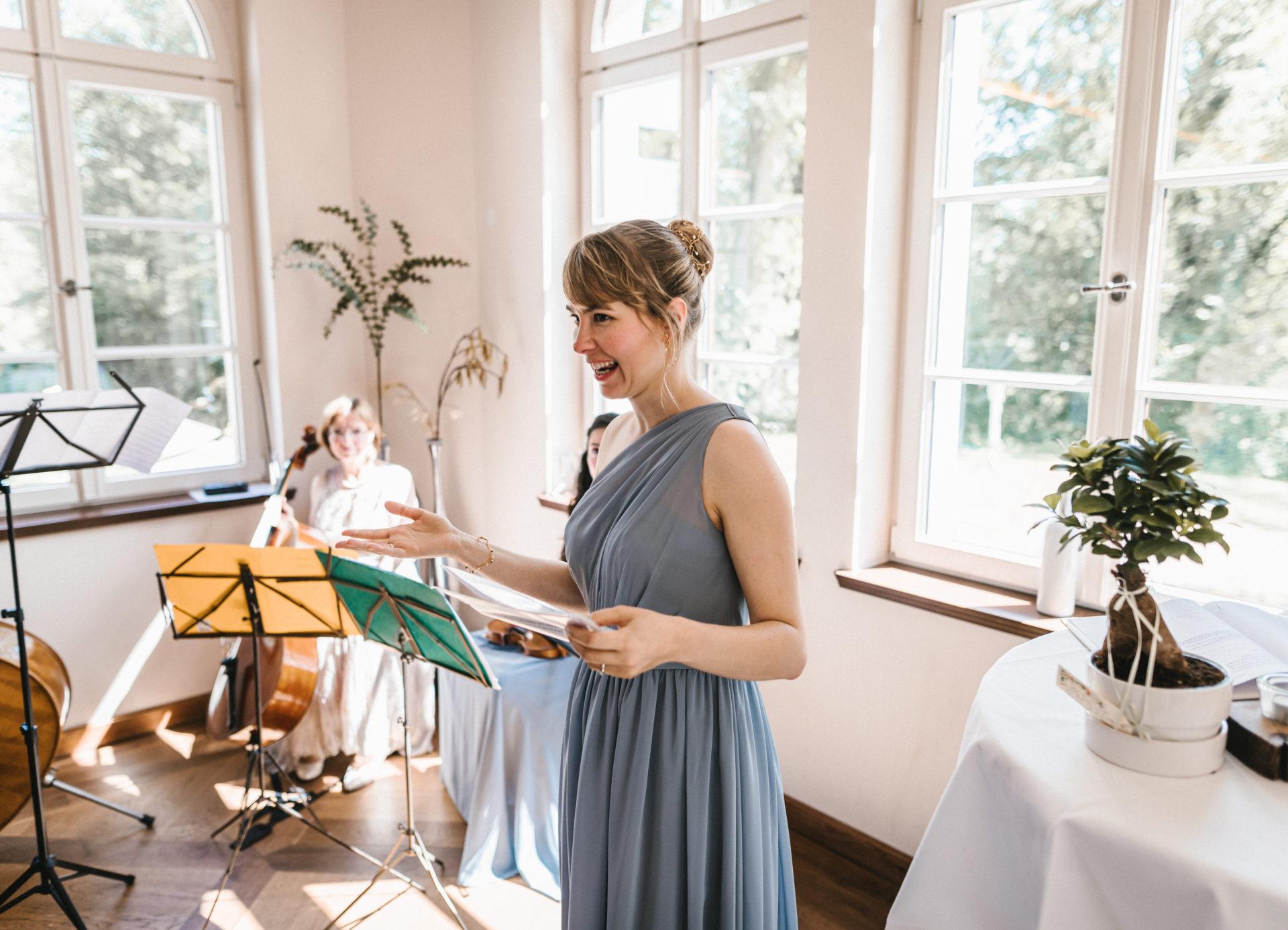 Hochzeitsreportage, Portfolio | Freie Trauung im Herrenhaus Möckern in Leipzig | 20