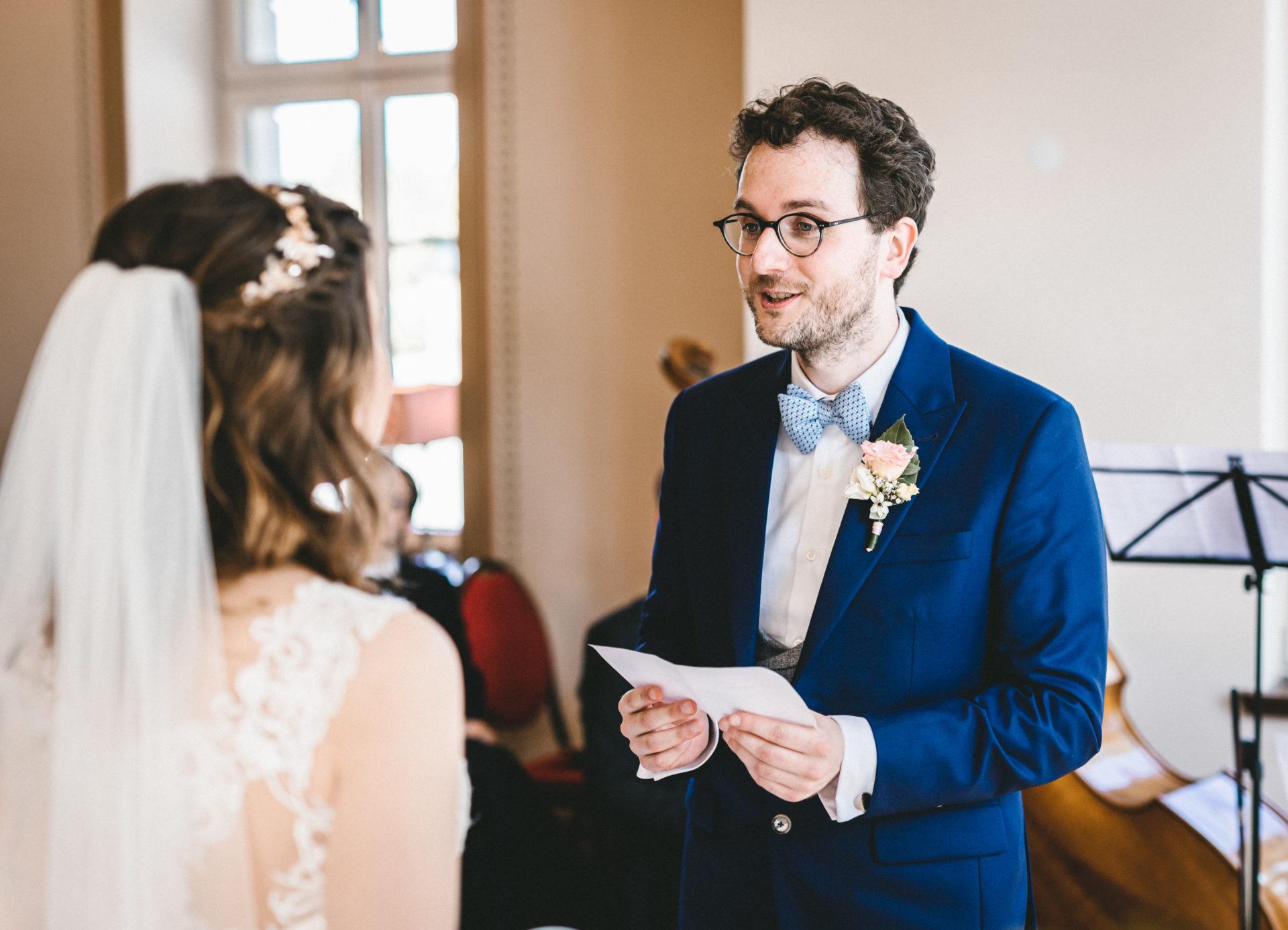 Hochzeitsreportage, Portfolio | Freie Trauung im Herrenhaus Möckern in Leipzig | 24