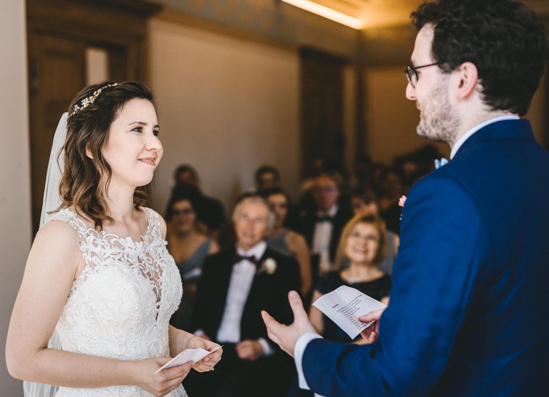 Hochzeitsreportage, Portfolio | Freie Trauung im Herrenhaus Möckern in Leipzig | 25