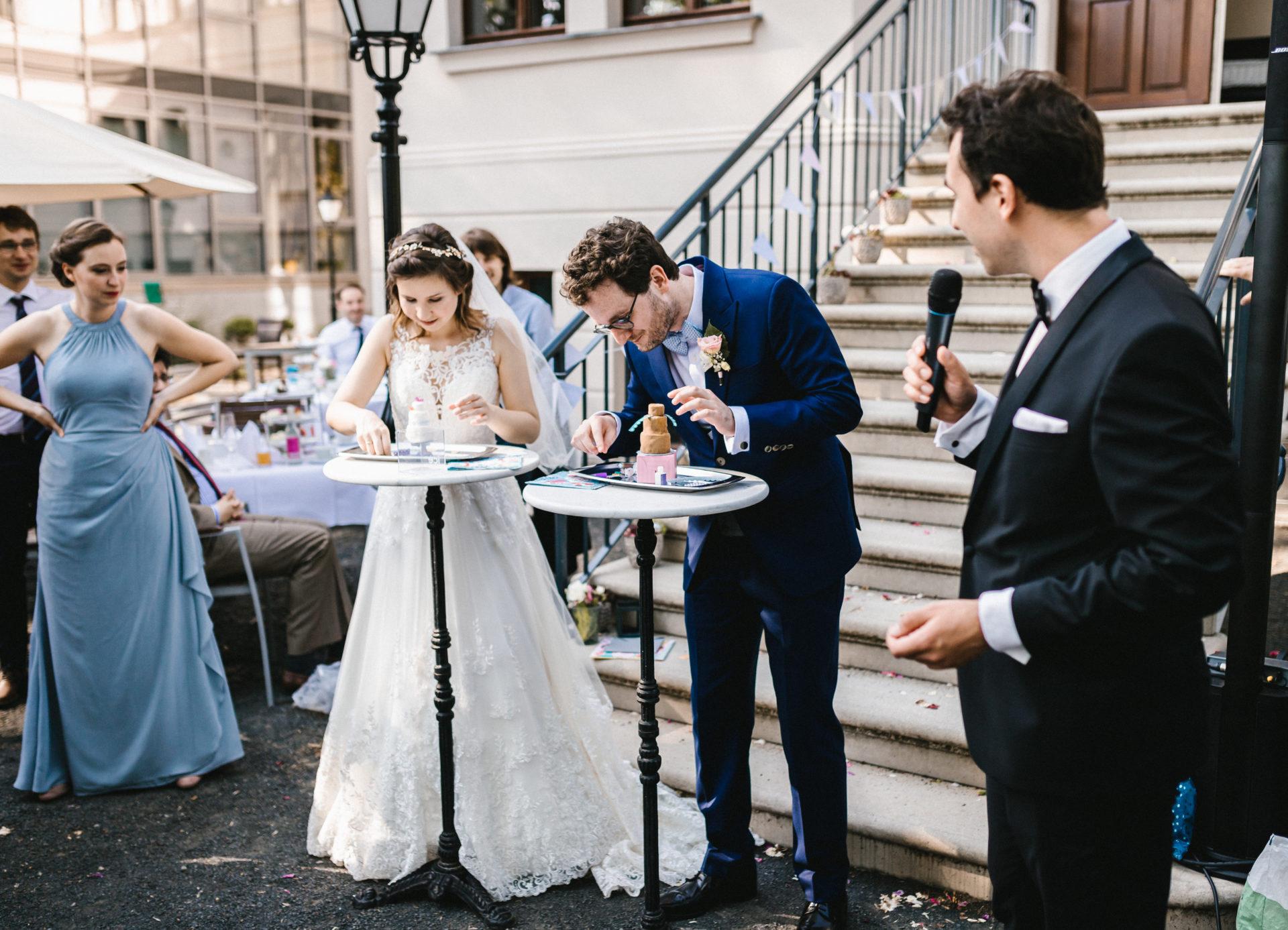 Hochzeitsreportage, Portfolio | Freie Trauung im Herrenhaus Möckern in Leipzig | 35