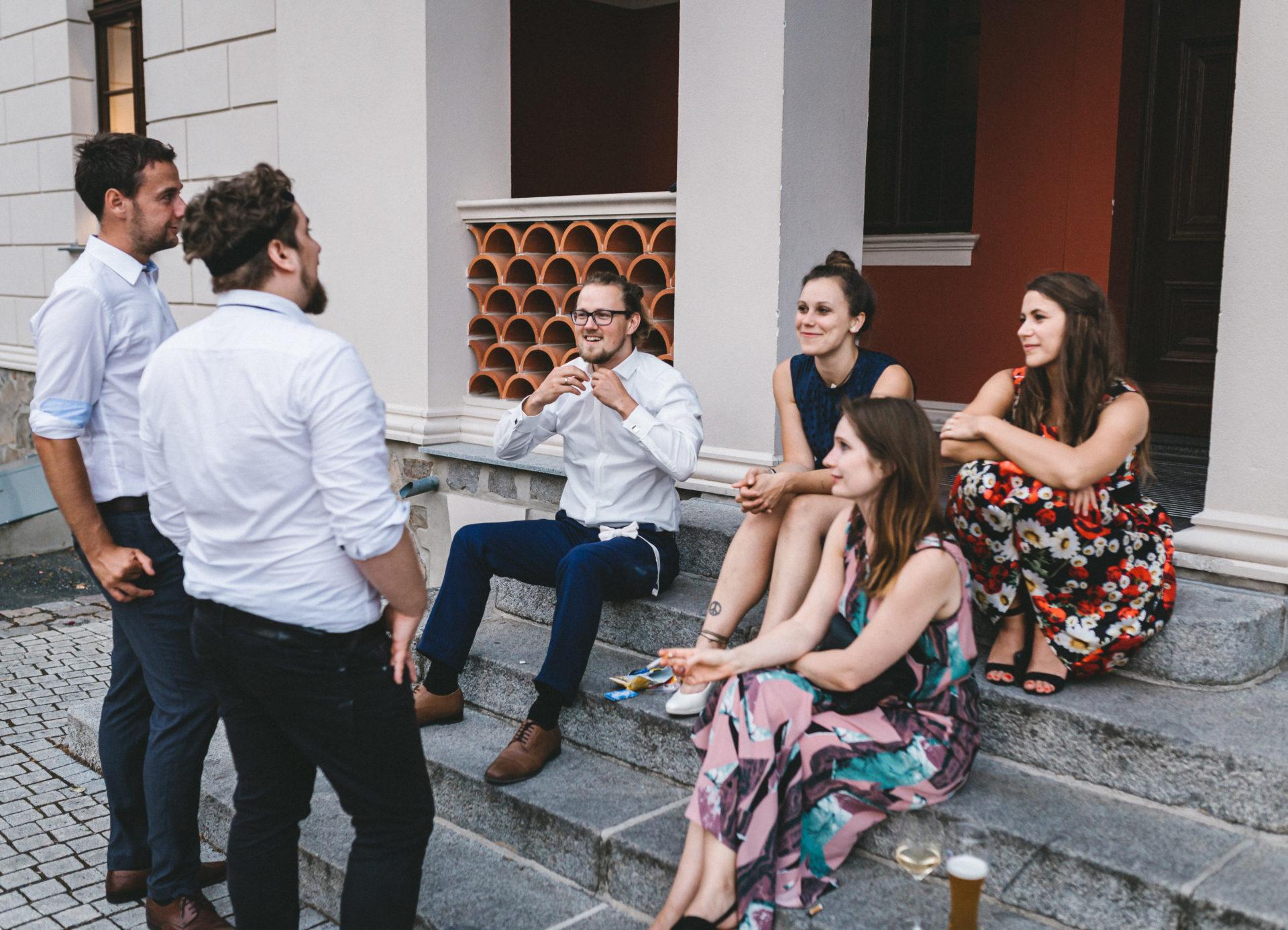 Hochzeitsreportage, Portfolio | Freie Trauung im Herrenhaus Möckern in Leipzig | 46