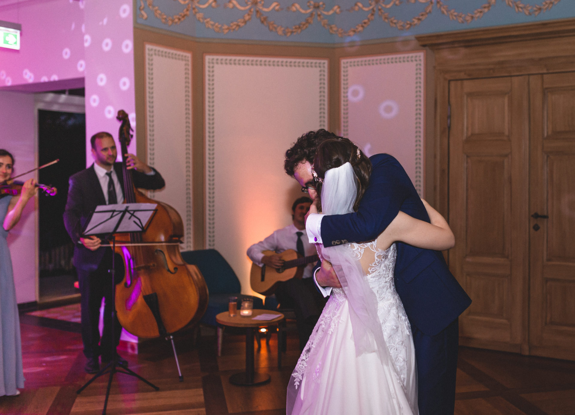 Hochzeitsreportage | Freie Trauung im Herrenhaus Möckern in Leipzig | 54