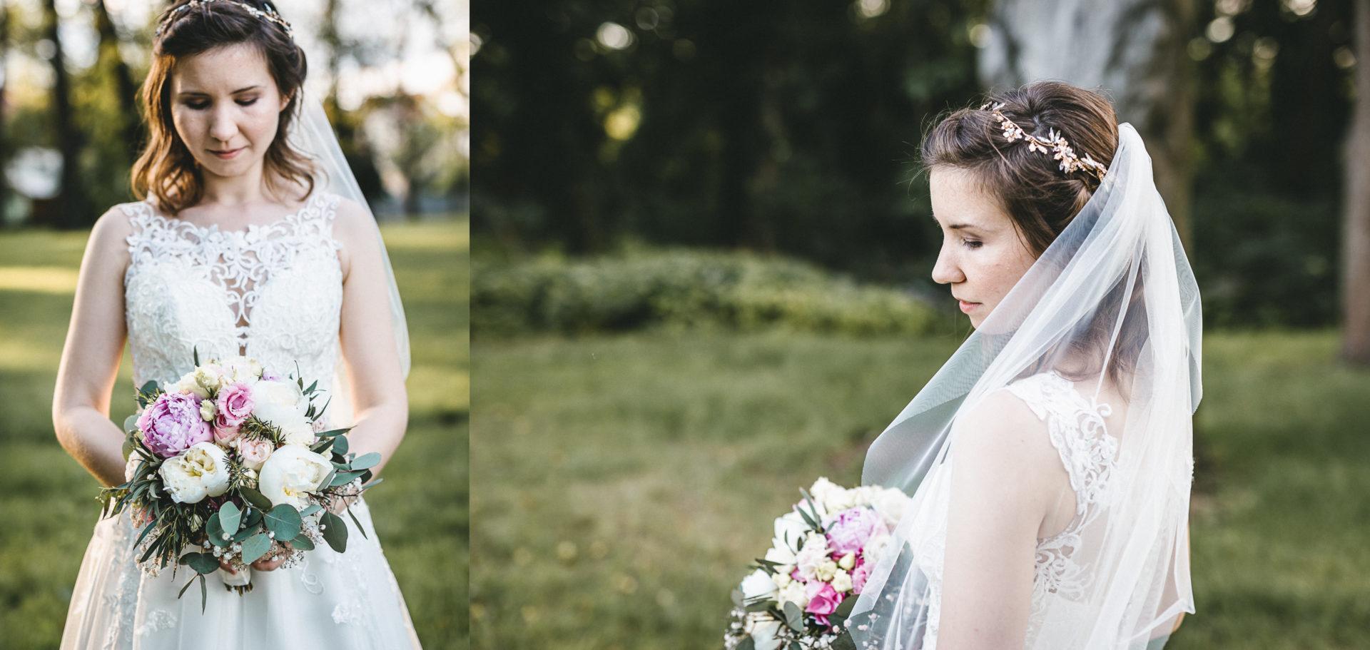 Hochzeitsreportage, Portfolio | Freie Trauung im Herrenhaus Möckern in Leipzig | 42