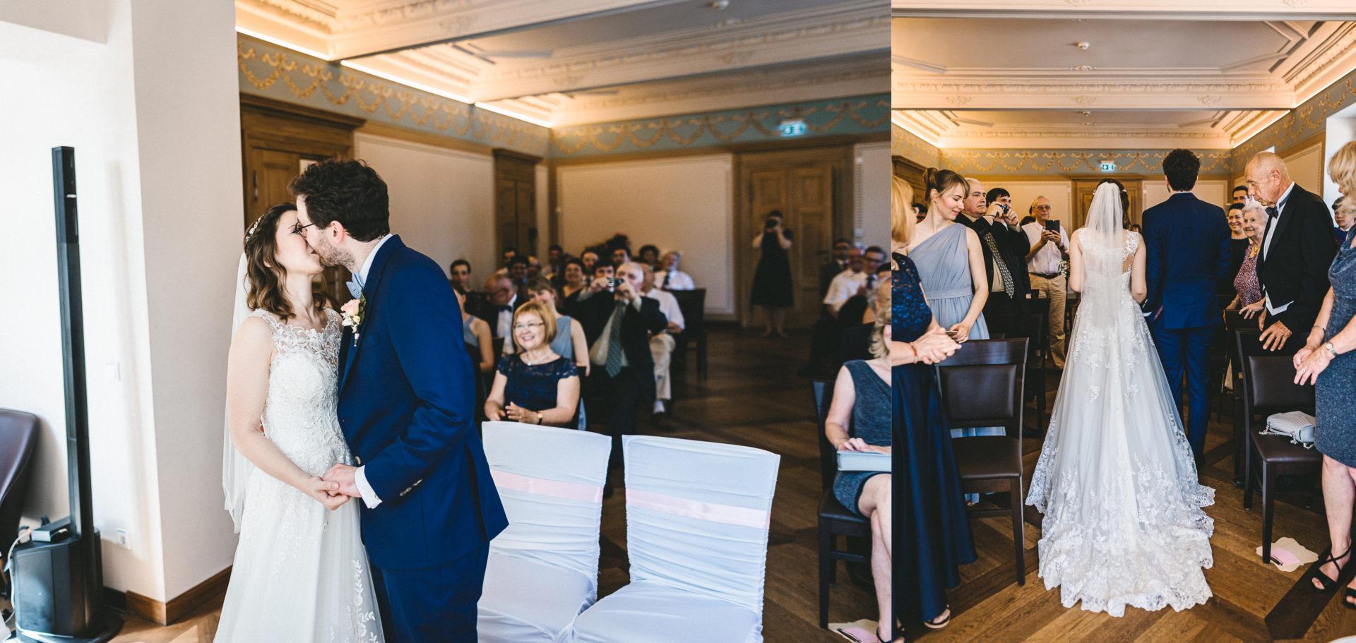 Hochzeitsreportage | Freie Trauung im Herrenhaus Möckern in Leipzig | 27