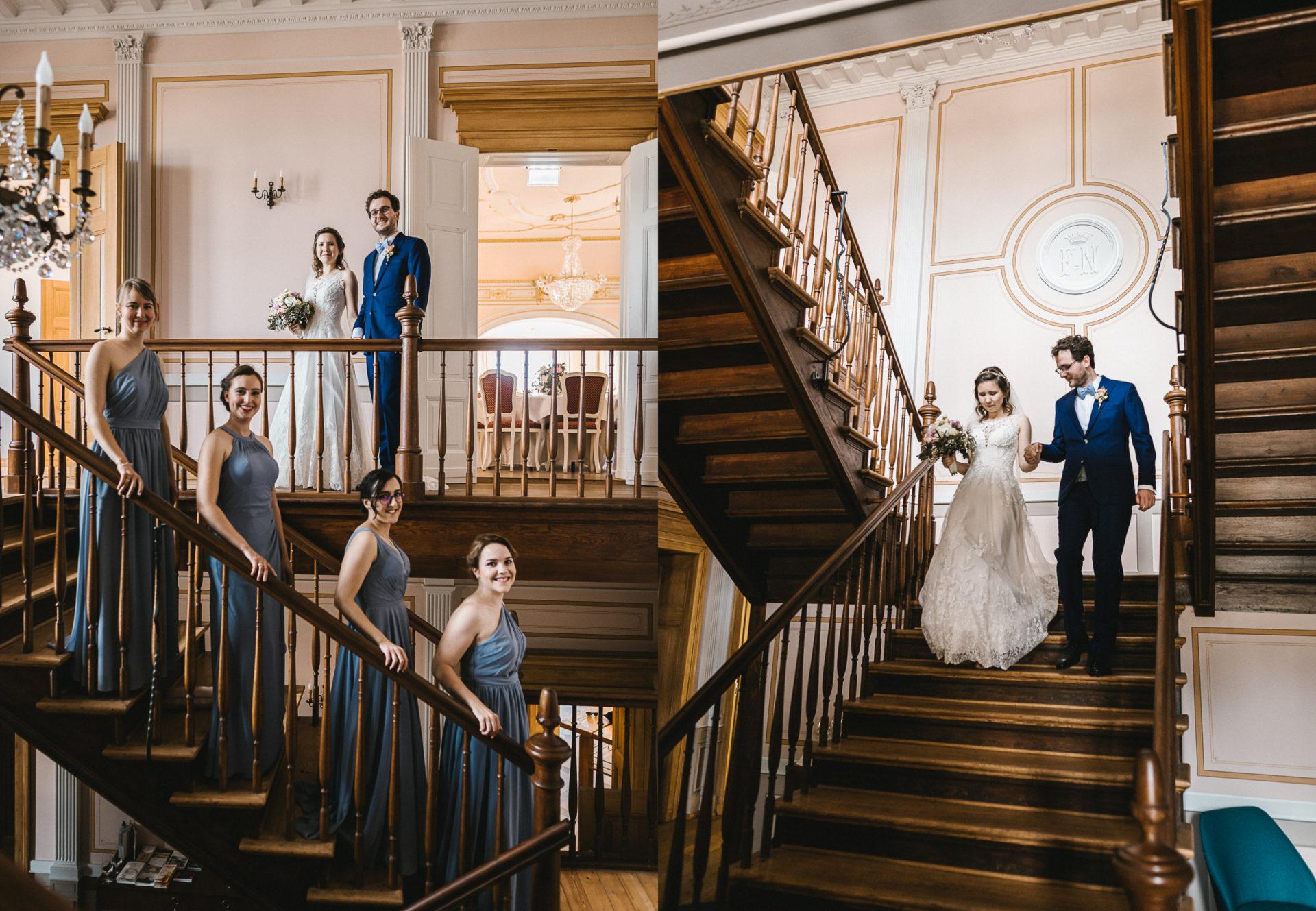 Hochzeitsreportage, Portfolio | Freie Trauung im Herrenhaus Möckern in Leipzig | 10