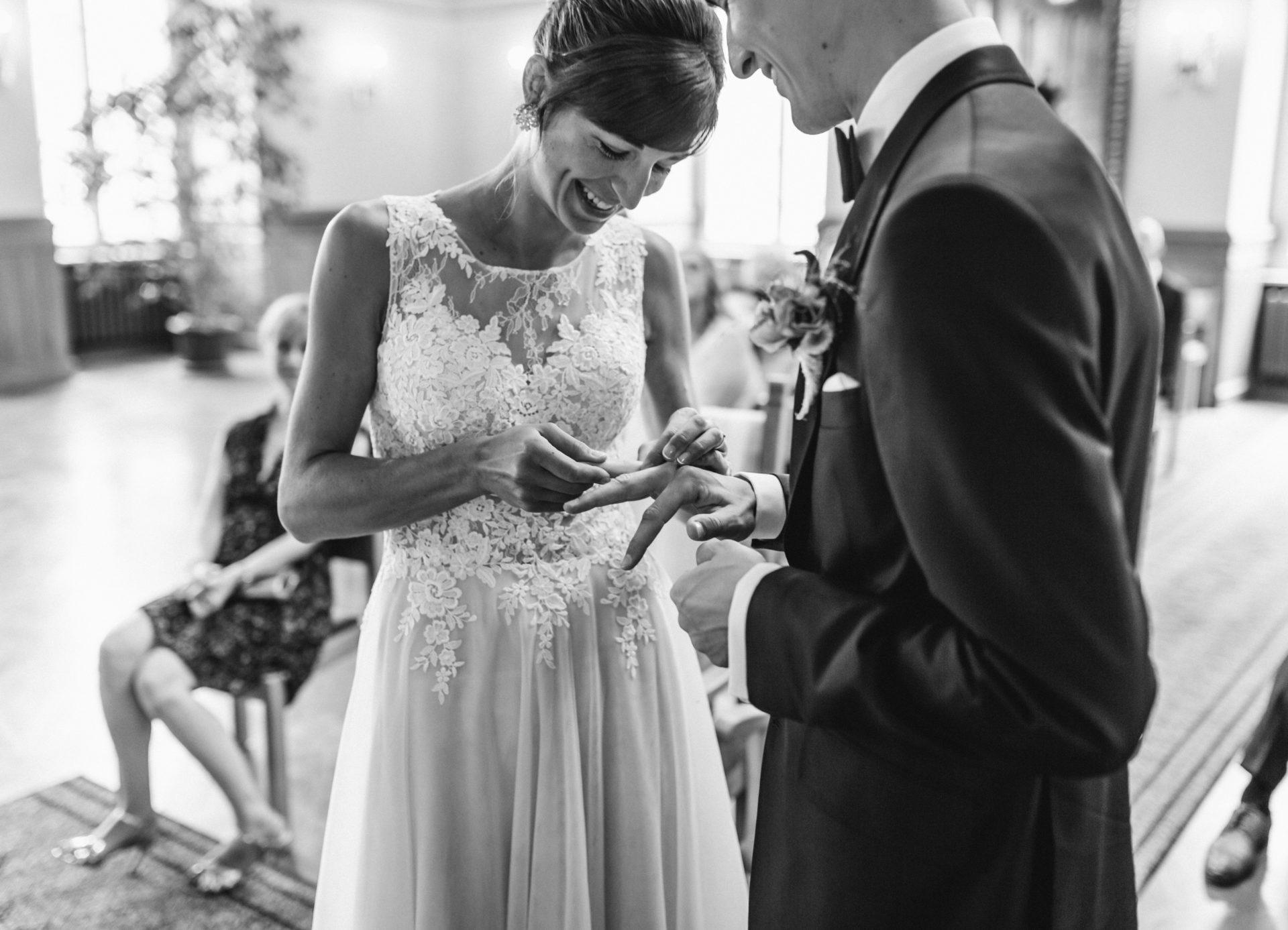 Hochzeitsreportage, Portfolio | Hochzeit auf dem Rittergut Positz | 15