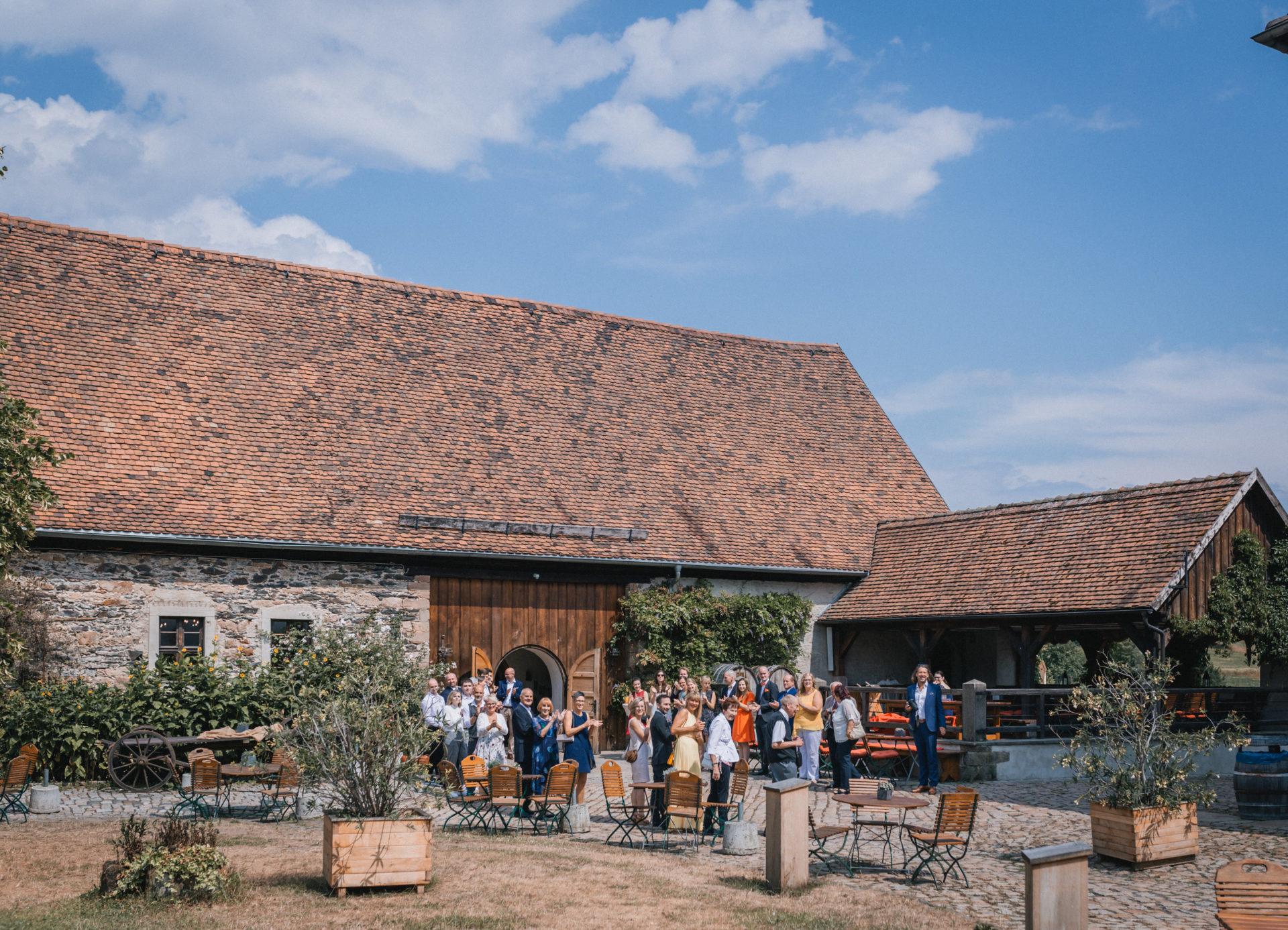 Hochzeitsreportage, Portfolio | Hochzeit auf dem Rittergut Positz | 29