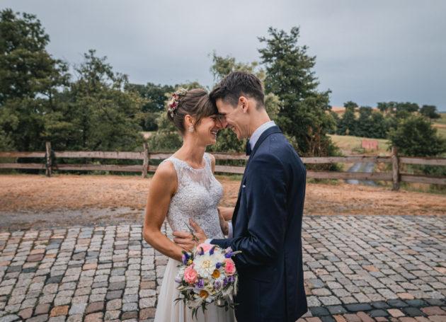 Hochzeit auf dem Rittergut Positz