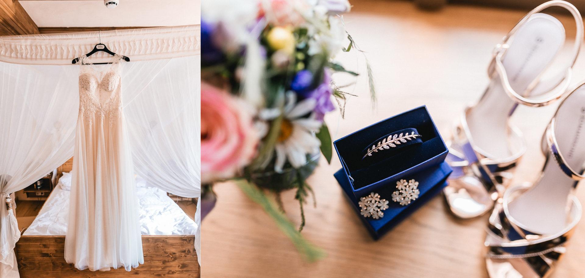 Hochzeitsreportage, Portfolio | Hochzeit auf dem Rittergut Positz | 1